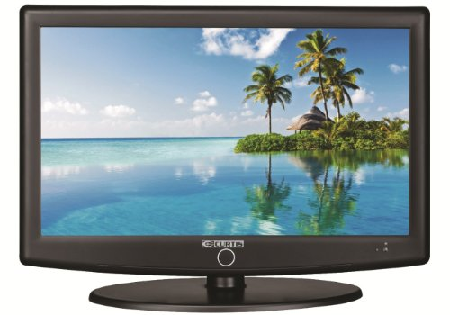 Curtis 19-Inch LCD HD TV, 1080i