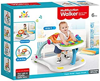 Baby Love 4 in 1 Ride-On w/Light and Music - 1449507