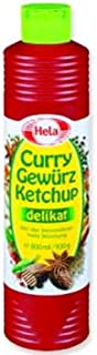 Hela Curry Gewurz Mild Ketchup -Pack of 2 X 300 mililiter / Ea.