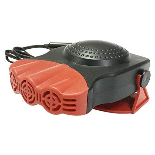 BESPORTBLE 12V Auto Defroster Heizung Haushalt Tragbare Schnee Abtauung Fahrzeug Eliminator Heizlüfter mit Zigarettenanzünder Stecker