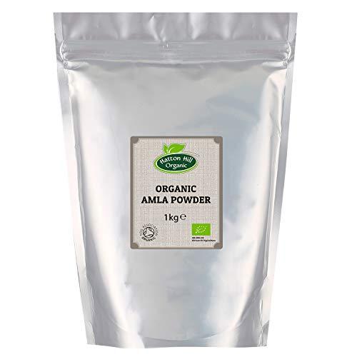 Bio Amla Pulver 1kg von Hatton Hill Organic – BIO zertifiziert