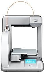 3DSYSTEMS - Cube silber 3D-Printer