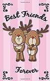 Best Friends Forever: Mein persönlicher Adventskalender für Dich | Zum Ausfüllen und Verschenken | 24 Tage von mir für dich | Was ich an dir mag | Softcover | DIN A6 | 60 Seiten