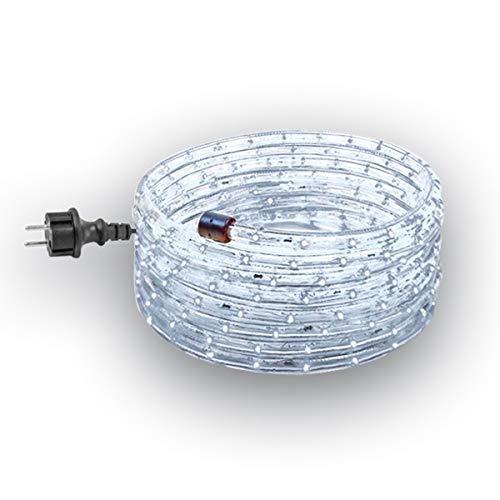 GEV 10802, LED Lichtschlauch 6m kaltweiß mit 13mm Durchmesser
