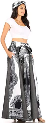 African maxi skirt _image3