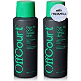 OffCourt Body Spray Parent (Coconut Water + Sandalwood, 3.4 Ounce (Pack of 2))