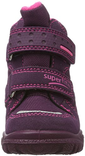 Superfit Mädchen HUSKY1 Schneestiefel, Violett - 2