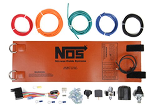 NOS 14169NOS Nitrous Oxide Bottle Heater