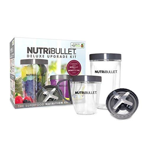 NutriBullet Accessories Kit - Accesorios de licuadora