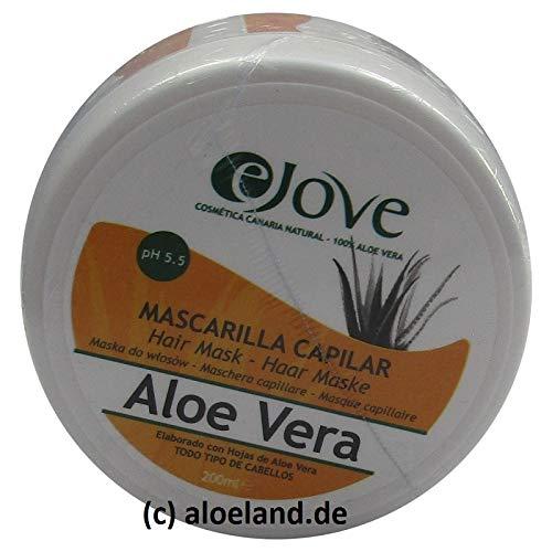 eJove Mascarilla Capilar, 200 ml - Aloe Vera Haarmaske von Gran Canaria