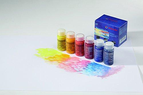 Stockmar Premium Quality Watercolor Paints, Set of 6
