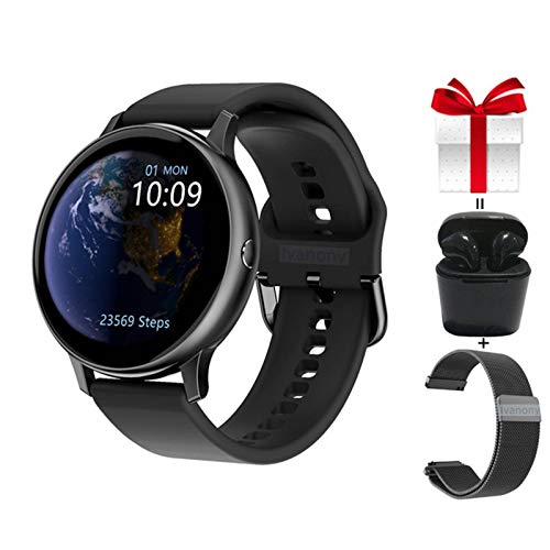 N-B Women Smart Watch Multi-Sports Mode Smartwatch Blood Pressure Oxygen Remote Musicfor Samsung Huawei Watches V S D T88 S G2 S20 P8