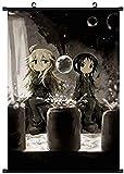 Mxdfafa Fototapete Wandbild Poster Anime Shoujo Shuumatsu