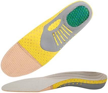 Healifty Ademende schoen inlegzolen boog ondersteuning schoen pads schokabsorptie sport inlegzolen voor wandelen wandelen wandelen wandelen wandelen wandelen hardlopen 4146