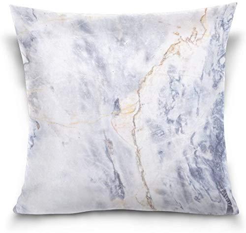 Fodere per cuscini in bianco 18x18 pollici Fodere per cuscini moderne Fodere per cuscini in cotone premium Linea Contton Materiali Flora Pattern Fodera per cuscino