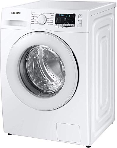 Samsung Elettrodomestici WW70TA026TE/ET Lavatrice 7 kg, Crystal Clean, 1200 Giri, Bianco