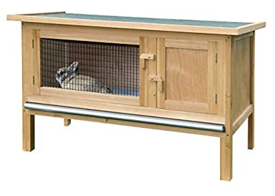 Kerbl Rodent House Fred, 100 x 45 x 62 cm by ALBLL