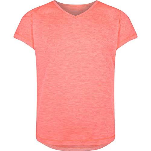 ENERGETICS Kinder Gaminel 2 T-Shirt, Redlight/Melange, 164