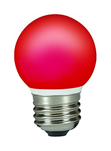 Sylvania LED Red Light, E27, 0,5 Watt