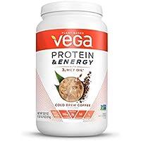Vega Protein & Energy Plant Based Coffee Protein Powder