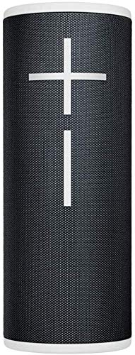 Logitech Ultimate Ears Megaboom 3 Portable Bluetooth Wireless Speaker (Waterproof), Comes with Cable ONLY - (Charger NOT Included) — Moon