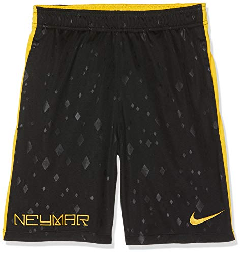 Nike Jungen NYR B NK DRY ACDMY Shorts, Schwarz (Black/Yellow), XXL
