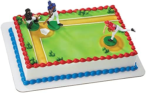Sports cake decorations _image4