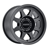 Method Race Wheels MR701 Matte Black Wheel with Painted (17 x 8.5 inches /5 x 5 inches, 0 mm Offset)
