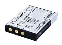 1500mAh ICOM BP-266 互換バッテリー 対応電池