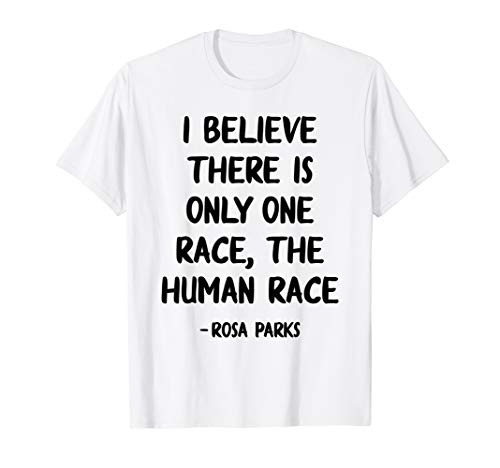 Equality Rosa Freedom Civil Rights Parks Afro Gift T-Shirt