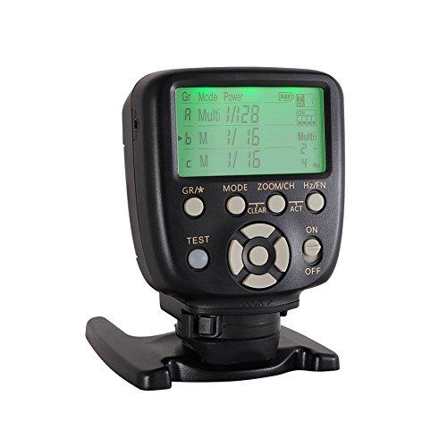 YONGNUO YN560-TX II Regolatore Flash senza fili YN560-TX II/N per fotocamere Nikon DSLR + WINGONEER Diffusore