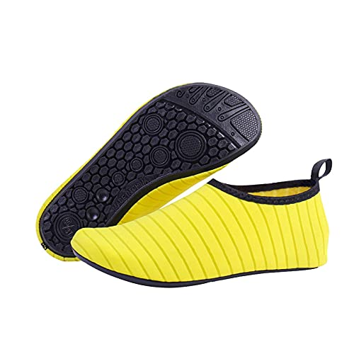 Zapatos de deportes acuáticos Descalzos de secado rápido Aqua Yoga Calcetines Zapatos de agua Unisex