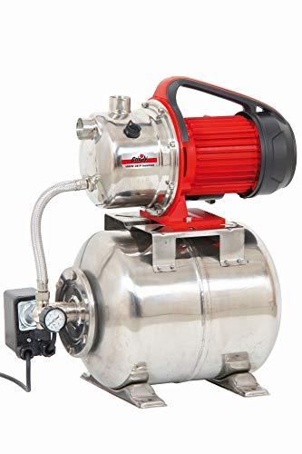 Grizzly Tools Hauswasserwerk HWW 3819 Inox