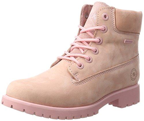 Dockers by Gerli Damen 40CU201 Combat Boots, Pink (Rosa 760), 39 EU