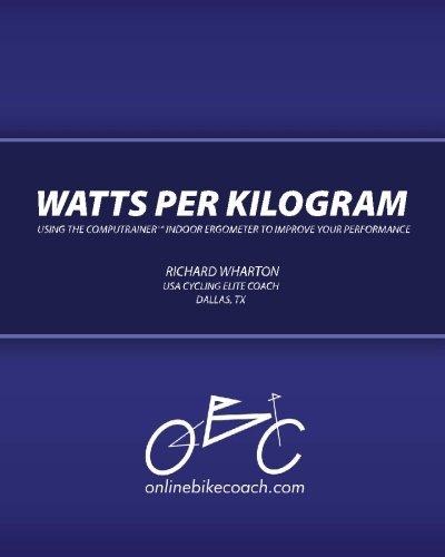 Watts per Kilogram: Using the CompuTrainer Indoor Ergometer to Improve Your Performance