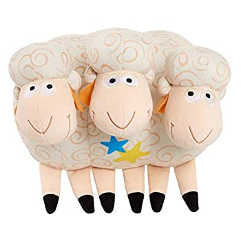 Disney-Pixar s Toy Story 4 Billy Goat & Gruff with Sound Effects Plush Multicolor