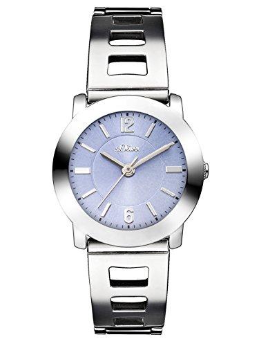 s.Oliver Time Damen-Armbanduhr SO-3305-MQ