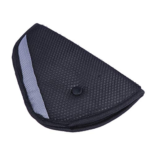 Vosarea Dreieck Auto Sicherheitsgurt Teller Auto Sicherheitsabdeckung Teller Pad Harness Kind Sicherheitsstopper