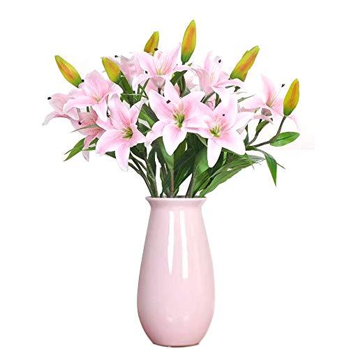 Flor Artificial Lirio