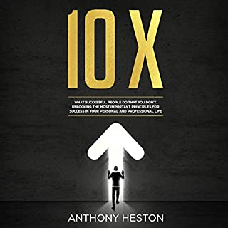 10x: What Successful People Do That You Don't cover art