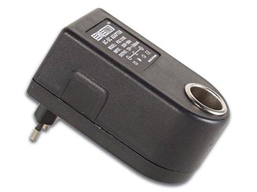 Velleman PSC1309E Adaptador e inversor de Corriente Interior Negro - Fuente de alimentación (Interior, 230 V, 50/60 Hz, 13.8 V, 0,9 A, Negro)