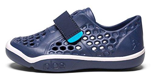 plae Boy's Mimo Sneaker, Crown Blue, 12 M US Little Kid