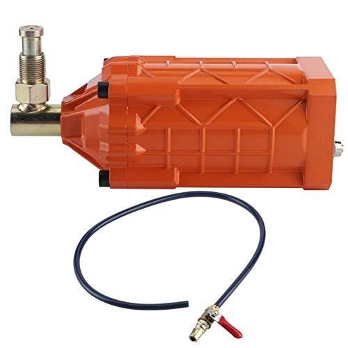 Elevadores de gato, 2-20T Bomba de refuerzo de gato neumático Herramienta de ayuda vertical hidráulica de aleación de acero profesional