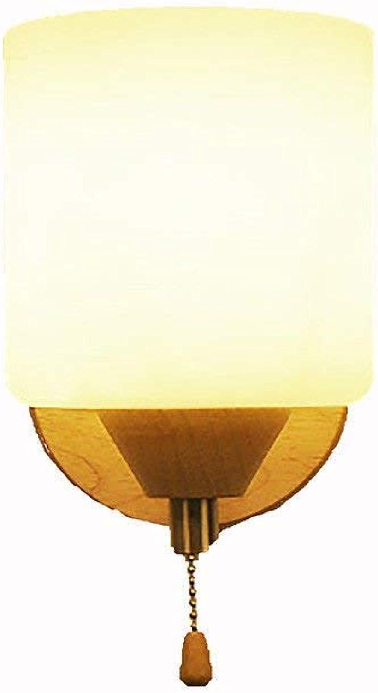 YLCJ wandleuchte halterung wandleuchte standleuchte applique wandleuchten nachttischlampe schlafzimmer halle wohnzimmer led glas kreative beleuchtung mit festem licht