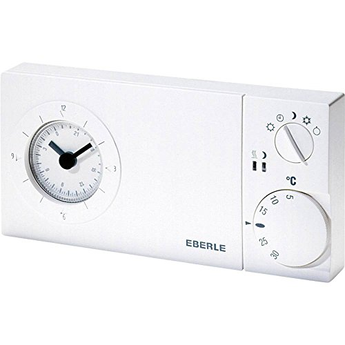 Eberle Uhrenthermostat EASY3SW