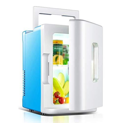 Petit Garantie Réfrigérateur 22l Voiture Petite Maison à Double Usage étudiant dortoir avec Loyer Unique Hot and Cold Box 21.5 * 31.5 * 34.5 cm