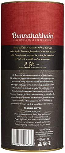 Bunnahabhain Islay Single Malt Scotch Whisky - 5