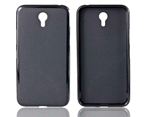 caseroxx TPU-Hülle für ZUK Z1, Handy Hülle Tasche (TPU-Hülle in schwarz)