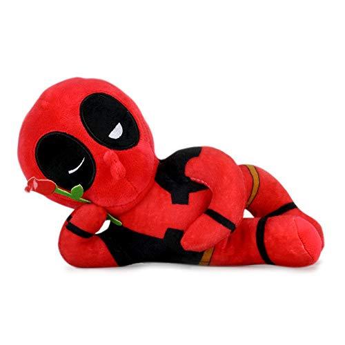 Deadpool Plüsch Figur Pose Phunny 21x13x9cm Marvel Kidrobot