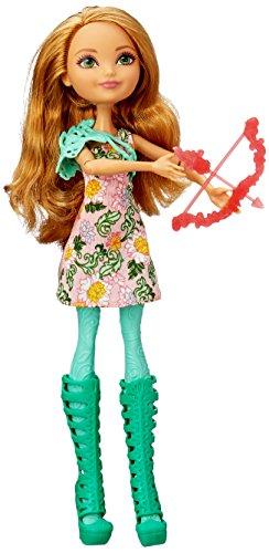 Ever After High Mattel DVH79 - Bogenschießen Ashlynn Puppe, Ankleidepuppen-Zubehör